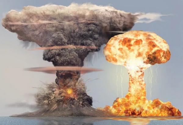 История: Росатом рассекретил видео об испытаниях Царь-Бомбы в 1961 году