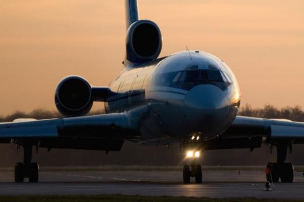 Интересное: Самолет Ту-154 совершил последний в России гражданский перелет