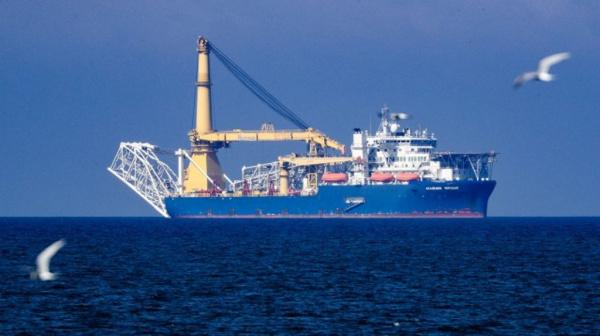 Экономика: Меркель попросила Россию ускорить запуск Северного потока - 2