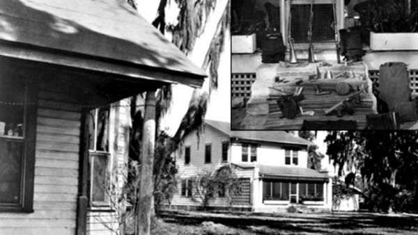 История: Самая лихая банда США - Бейкеры