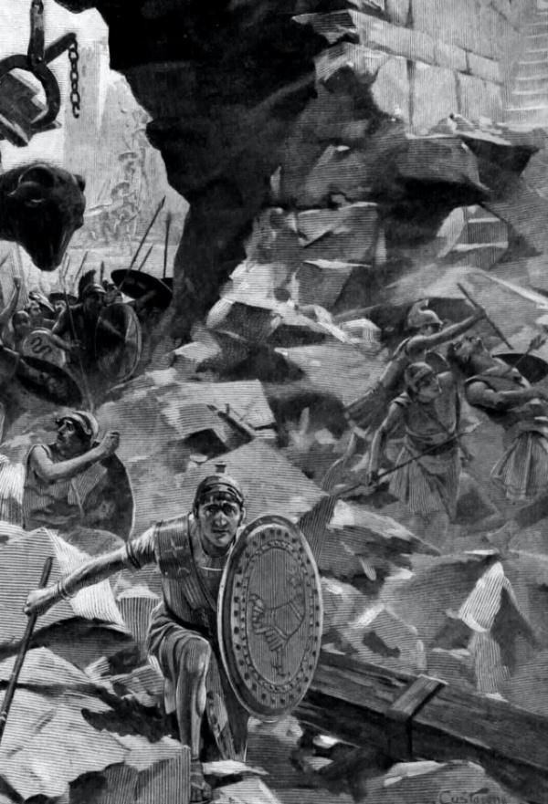 История: Подземная война