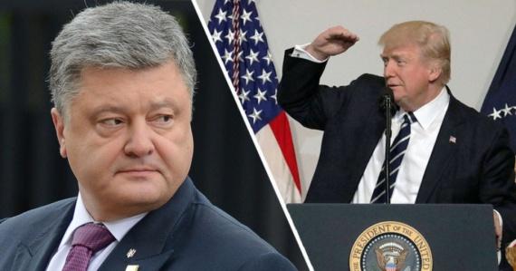 Блог Cfybnfh_ktcf1: Сможет ли Порошенко проскочить между США и Британией? / Александр Халдей