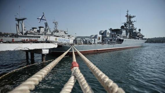 Война: Не поднырнуть: военно-морские базы закроют непроницаемым щитом