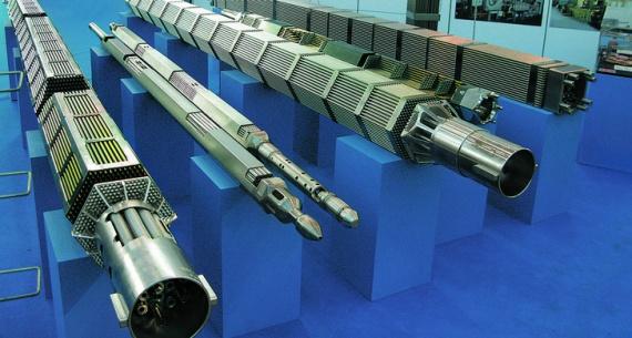 Новости: Технологии: Подписан договор на поставку топлива для китайского реактора на быстрых нейтронах CFR-600
