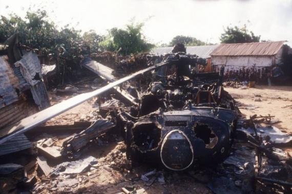 Война: Операция в Могадишо: полный провал американского спецназа