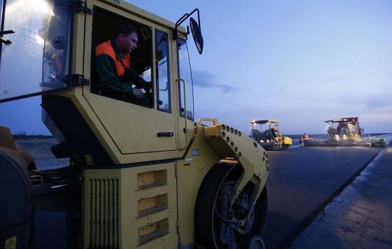 Интересное: Российские трассы начнут укладывать с применением технологии суперасфальт