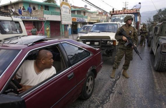 Блог Cfybnfh_ktcf1: Про Гаити и демократию