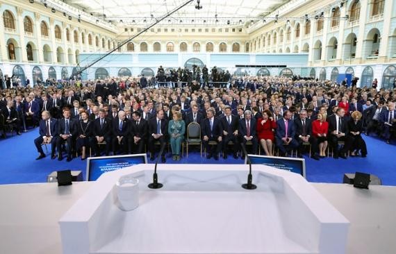Блог Cfybnfh_ktcf1: Послание Путина Федеральному собранию. Главное