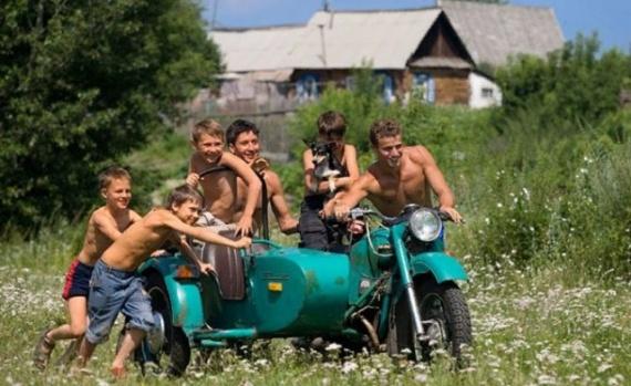 Блог Cfybnfh_ktcf1: Каникулы в деревне