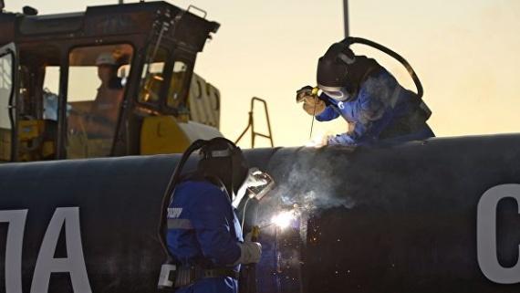 Экономика: Газпром построил более 99 процентов Силы Сибири