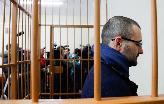 Криминал: Суд арестовал экс-замглавы Росгеологии Горринга