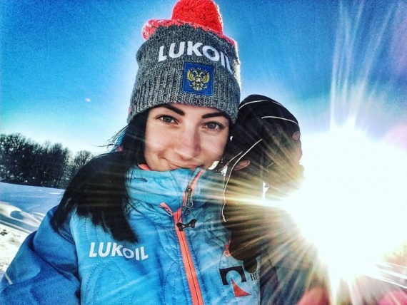 Спортсменка, комсомолка и просто красавица! Яна Кирпиченко