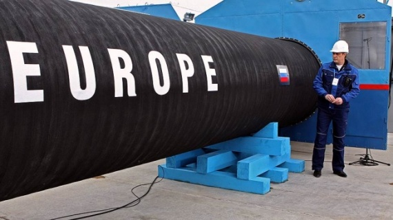 Экономика: В Европе начали покупать российский газ за рубли