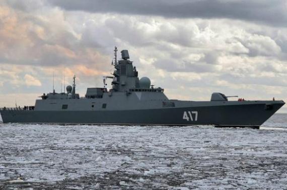 ВПК: Война: В России создадут фрегаты под ракеты Калибр и Циркон