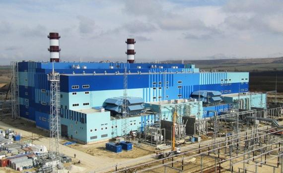 Интересное: Путин дал старт работе Балаклавской и Таврической ТЭС в Крыму на полную мощность