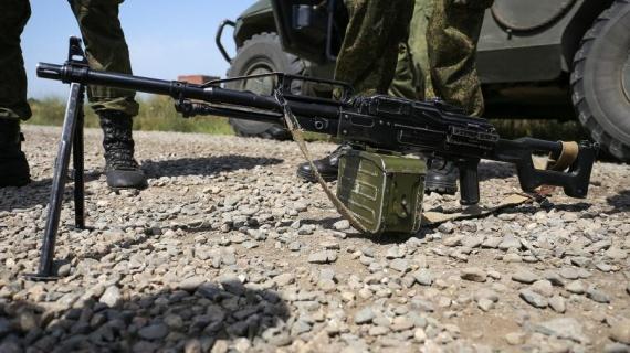 ВПК: Война: В США пулемет Калашникова признали лучшим оружием