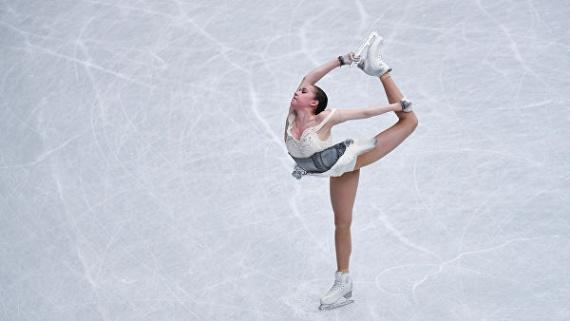 Спорт: Блог Cfybnfh_ktcf1: Загитова выиграла короткую программу на чемпионате мира