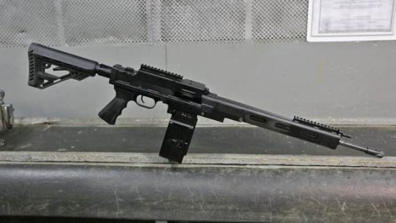 Блог Cfybnfh_ktcf1: В Сети опубликовали фото новейшего российского пулемета калибра 7,62 мм
