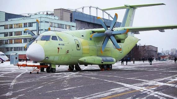 ВПК: Война: Названы сроки первого полета новейшего транспортника Ил-112В