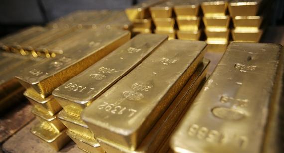 Экономика: В Британии обеспокоены рекордным увеличением золотого запаса России