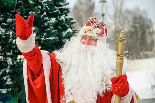 Блог Cfybnfh_ktcf1: История про Деда Мороза