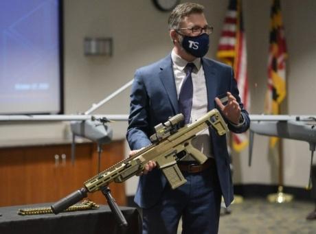 Блог Cfybnfh_ktcf1: Компания Textron Systems представила новейшие винтовки для американской армии