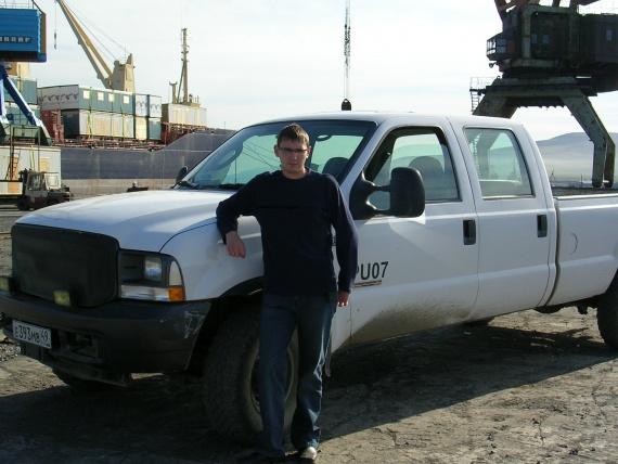 Блог mazdavod: Ford F-350