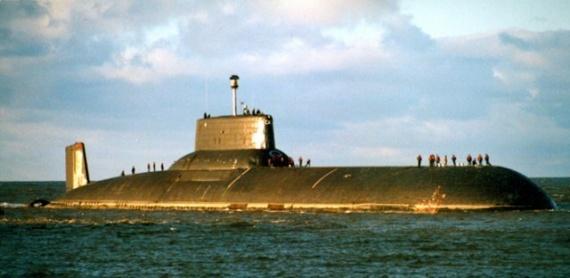 самая большая подводная лодка америки
