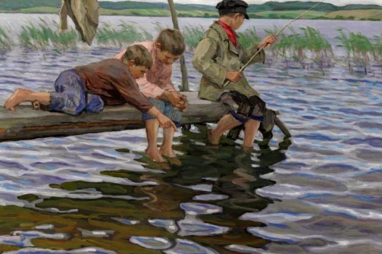 сочинение как мы с друзьями ходили на рыбалку