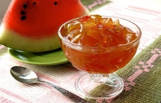 Варенья из арбузных корок рецепт с пошагово